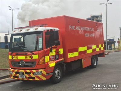 Auckland Operational Support - News 2018